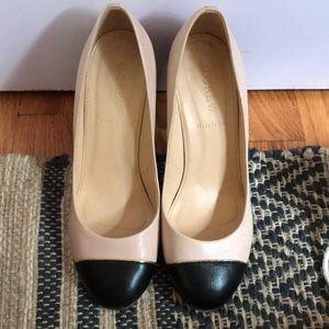 Jcrew heels size 6.5